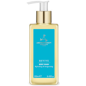 Gel de baño Revive de Aromatherapy Associates 250 ml