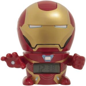 BulbBotz Marvel Avengers: Infinity War Iron Man Nachtlicht Wecker