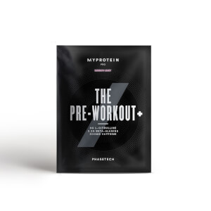 THE Pre-Workout + (proov)