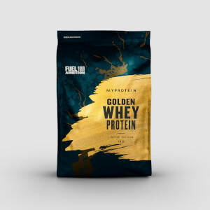 Golden Whey Protein (Asia Limited Edition)