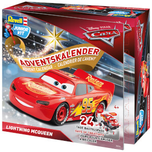 Revell Juniors Cars 3 Advent Calendar 2018