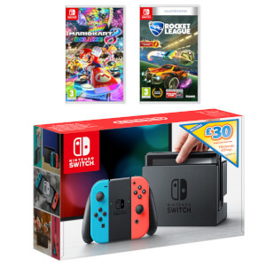 Nintendo Switch Driving Ultimate Bundle + £30 eShop Credit