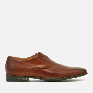Paul Smith Men's Coney Leather Derby Shoes - Tan