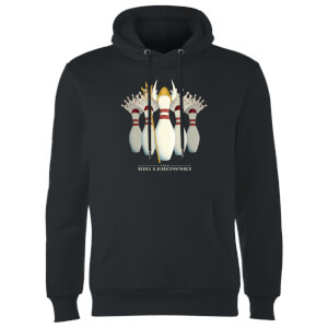 Pin Girls Hoodie - Black