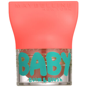 Maybelline Baby Lips Lip Cheek Balm 4.5g (Various Shades)