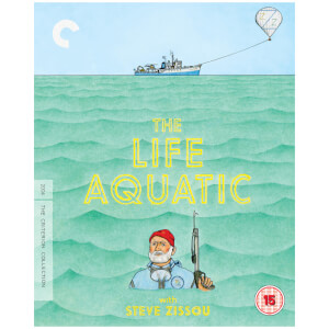 The Life Aquatic With Steve Zissou - The Criterion Collection