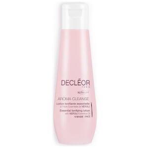 DECLÉOR Aroma Cleanse Essential Tonifying Lotion Travel Size 50ml (Free Gift)