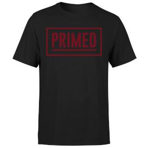 Primed Box Logo T-Shirt - Black