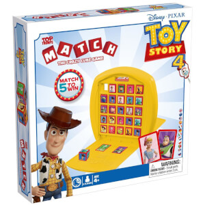 Top Trumps Match Board Game - Toy Story 4 Edition