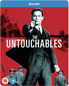 The Untouchables - Zavvi UK Exclusive Limited Edition Steelbook