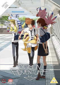 Digimon Adventure Tri The Movie Part 4