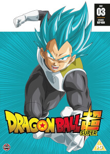 Dragon Ball Super Part 3 (Episodes 27-39)