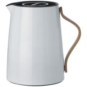 Stelton Emma Vacuum Tea Jug - 1L - Blue