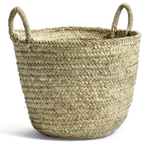 HAY Bast Basket - Large - Nature