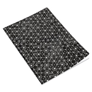 HAY Mean Machine A4 Notebook - Dice