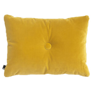 HAY Dot Cushion - Yellow