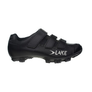 Lake MX161 MTB Shoes - Black