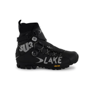 Lake MXZ303 Winter MTB Boots - Black