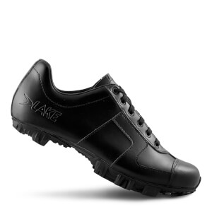 Lake MX1 MTB Shoes - Black