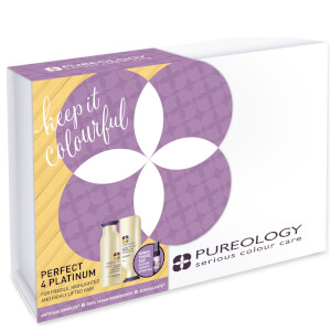 Pureology Perfect 4 Platinum Duo Pack (Worth $79.90)