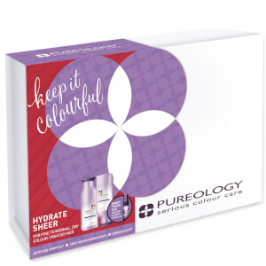 Pureology Hydrate Sheer Duo Pack (Worth $79.90)