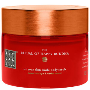 Esfoliante Corporal The Ritual of Happy Buddha da Rituals (375 g)