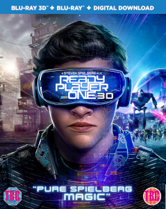 Ready Player One 3D (Includes 2D Version)