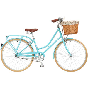 "Ryedale Holly Ladies 26"" Wheel Bubblegum Single Speed Traditional Bike"