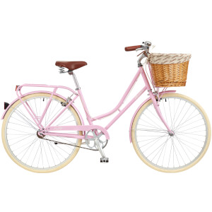 "Ryedale Holly Ladies 26"" Wheel Candyfloss Single Speed Traditional Bike"