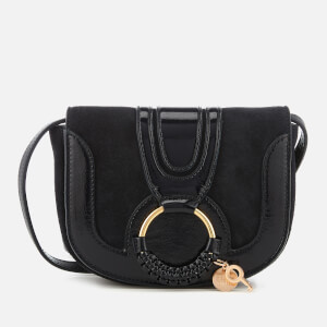 See By Chloé Women's Hana Small Leather Cross Body Bag - Ultramarine