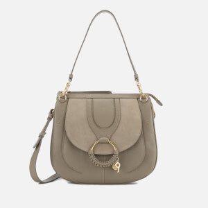 See By Chloé Women's Hana Shoulder Bag - Motty Grey