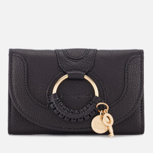 See By Chloé Women's Hana Small Wallet - Black