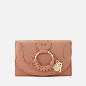 See By Chloé Women's Hana Small Wallet - Cheek