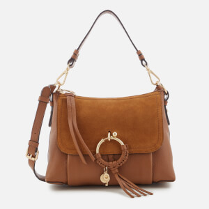 See By Chloé Women's Joan Hobo Bag - Caramello