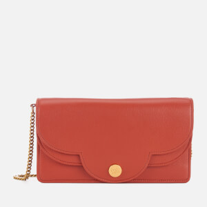 See By Chloé Women's Polina Chain Bag - Red Sand