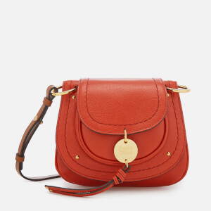 See By Chloé Women's Susie Hobo Bag - Red Sand