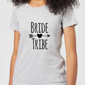 Bride Tribe Women's T-Shirt - Grey