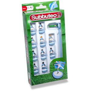 Subbuteo Light Blue/White Team from I Want One Of Those