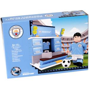Nanostars Manchester City Changing Rooms