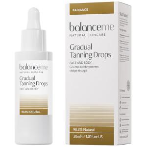 Balance Me Gradual Tanning Drops 30ml