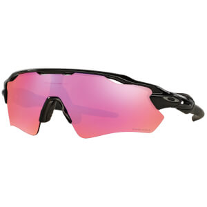 Oakley Radar EV Path Sunglasses - Polished Black/Prizm Trail