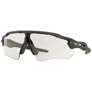 Oakley Radar EV Path Photochromic Road Sunglasses - Black Iridium