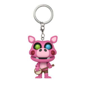 Porte-Clef Pocket Pop! Pizzeria Simulator Pigpatch - Five Nights at Freddy's