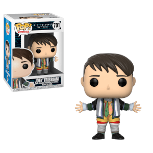 Figurine Pop! Joey dans les Habits de Chandler - Friends