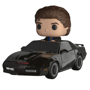 Knight Rider Knight with Kitt Funko Pop! Vinyl Ride