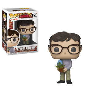 Little Shop of Horrors Seymour Pop! Vinyl Figures