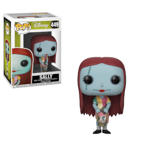 Figurine Pop! Sally L'Étrange Noël de Monsieur Jack