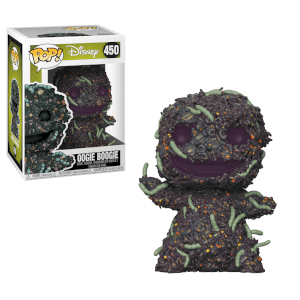 Nightmare Before Christmas - Mister Bau Bau (Insetti) Funko Pop!