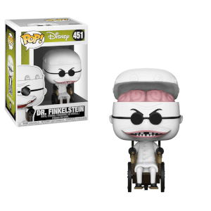 FIGURA POP! VINYL NIGHTMARE BEFORE CHRISTMAS DOTTOR FINKLESTEIN