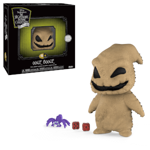 Funko 5 Star Vinyl Figure: Disney The Nightmare Before Christmas - Oogie Boogie